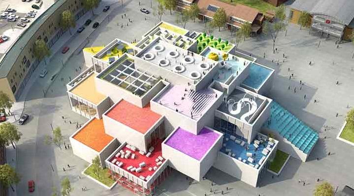Casa Lego'