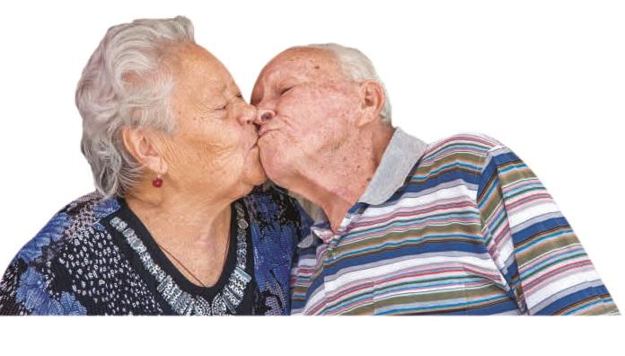 Imagen Viejitos amorosos-1