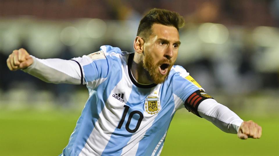 Lonel Messi